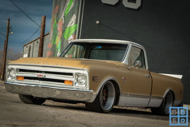1968 C10 Pro Touring Ls7 Motor The Best Of The Best 6 Speed Finch