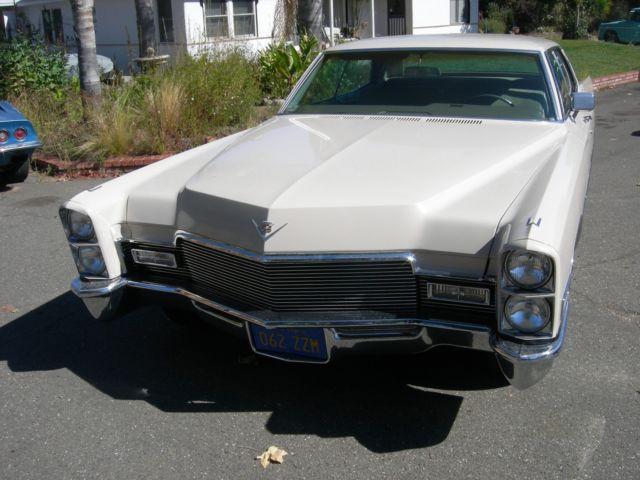 1968 Cadillac Calais For Sale Photos Technical Specifications