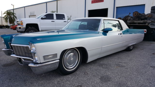 Cadillac Coupe Deville Bagged Air Ride on Oldsmobile Engine Identification Numbers
