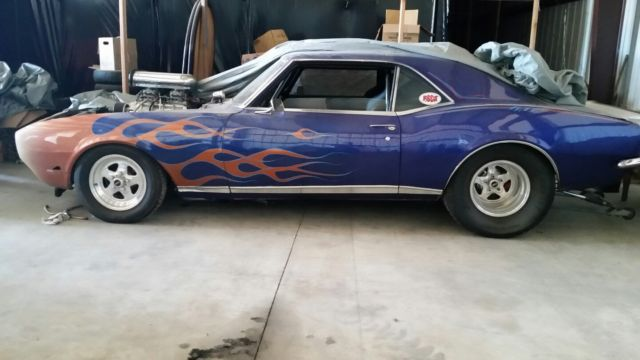 1968 Chevrolet Camaro RS Rally Sport