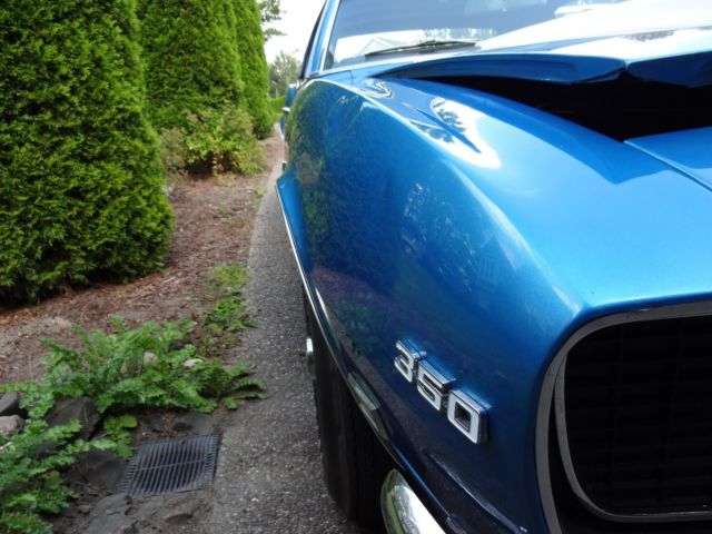 1968 camaro rs/ss (True MS L48) for sale: photos, technical