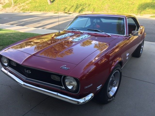1968 Chevrolet Camaro 396 SS Coupe