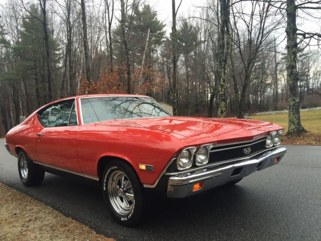 1968 Chevrolet Chevelle SuperSport 396