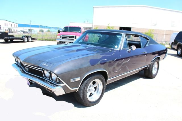 Chevrolet Ss Chevelle Ht Classic Cars Muscle Cars