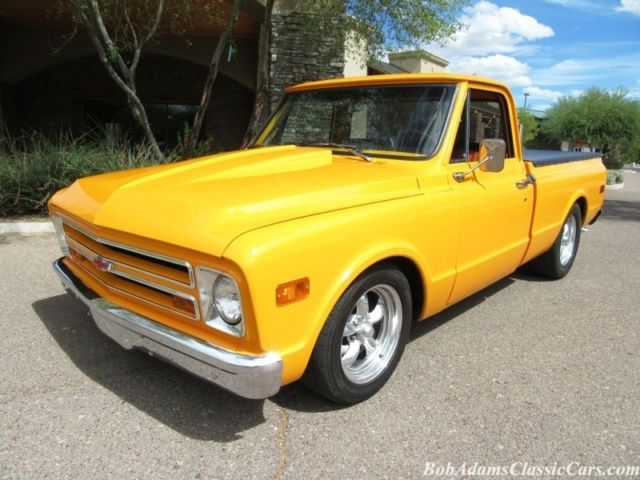 1968 Chevrolet C-10 Short Box