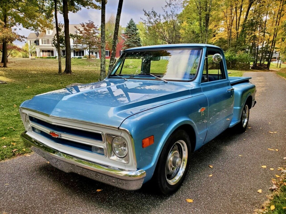 1968 Chevrolet C-10 5-speed, crate motor, nice truck, SEE VIDEO