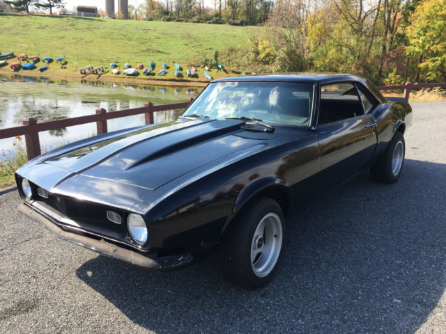 1968 Chevrolet Camaro Base Hardtop 2-Door