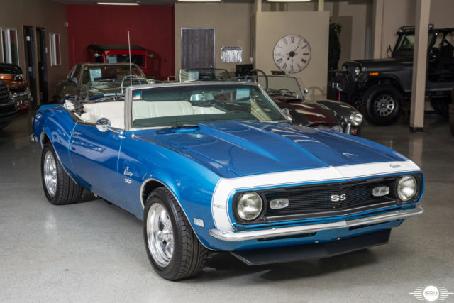 T56 Transmission For Sale >> 1968 CHEVROLET CAMARO CONVERTIBLE-LS1/TREMAC 6 SPEED-MODERN UPGRADES. for sale: photos ...