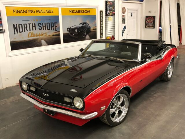 1968 Chevrolet Camaro -PRO TOURING-CONVERTIBLE-454 BIG BLOCK-SEE VIDEO
