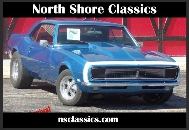 1968 chevrolet camaro rs 1st generation 67 69 z28 for sale photos technical specifications. Black Bedroom Furniture Sets. Home Design Ideas