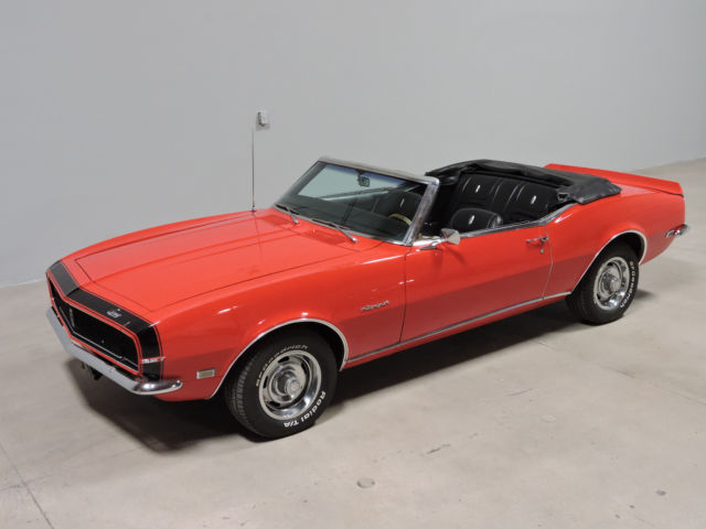 1968 Chevrolet Camaro RS Convertible