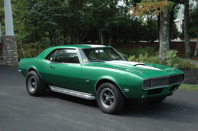 1968 Chevrolet Camaro RS SS Motion Phase III Package