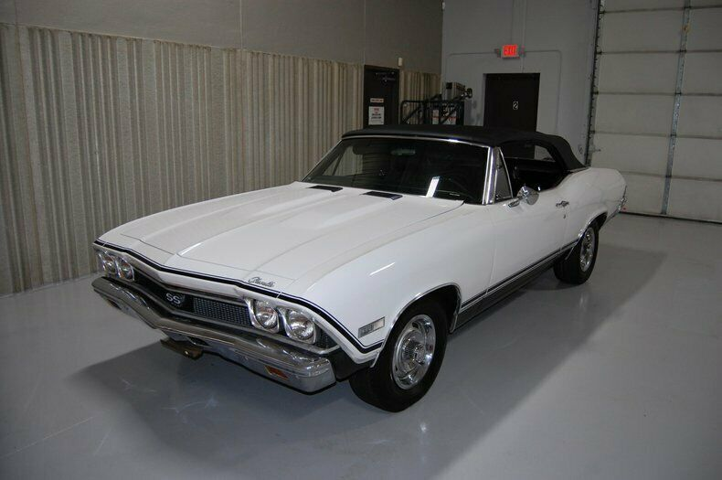 1968 Chevrolet Chevelle Convertible