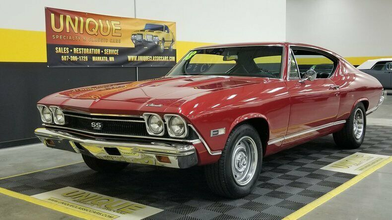 1968 Chevrolet Chevelle SS Sport Coupe