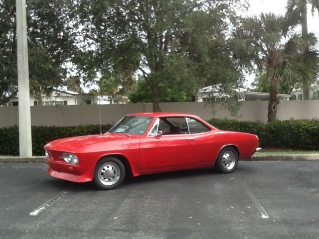 1968 Chevrolet Corvair coupe