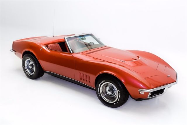 1968 Chevrolet Corvette 427/390 HP 4 Speed