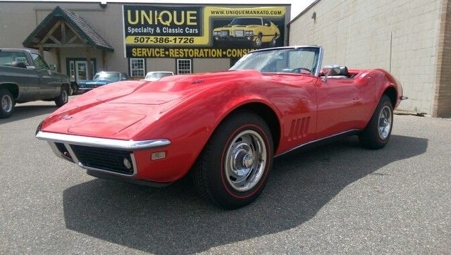 1968 Chevrolet Corvette Convertible 427