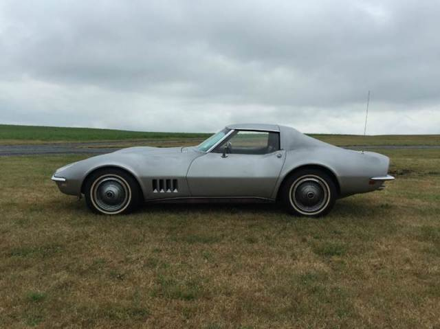1968 Chevrolet Corvette #s Matching 327/300