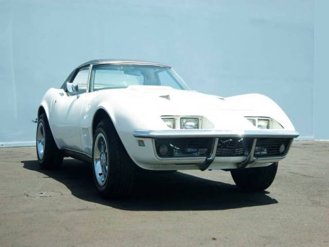 1968 Chevrolet Corvette Manual For Sale Photos Technical