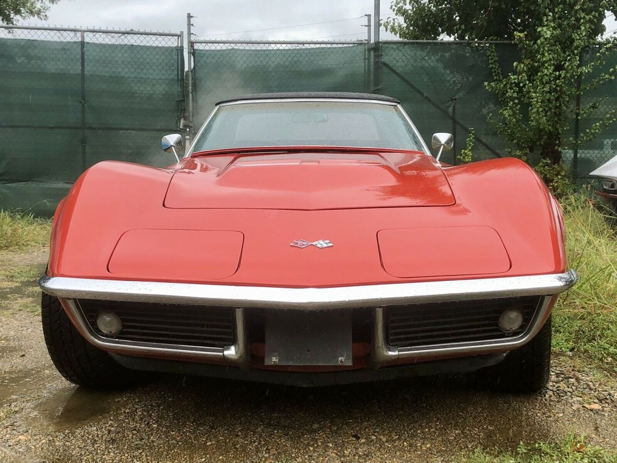 1968 Chevrolet Corvette Stingray C3