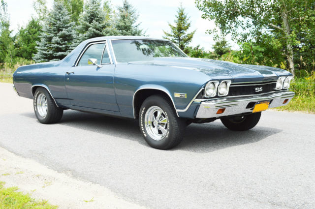 1968 Chevrolet El Camino BIG BLOCK