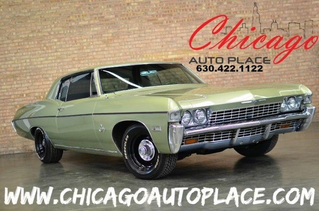 1968 Chevrolet Impala SERVICE CONTRACT INCLUDED 3YRS OR 36K MILES
