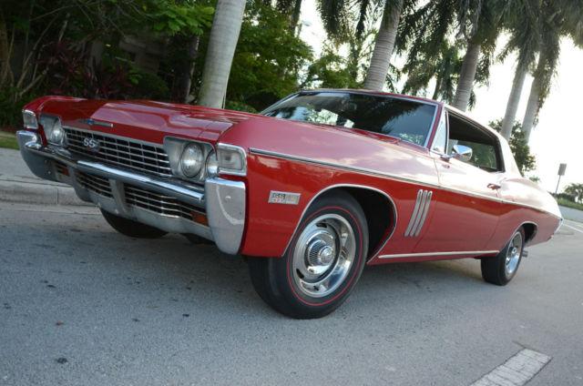 1968 Chevrolet Impala SS 427 Big Block not 396 1967 1966 1958