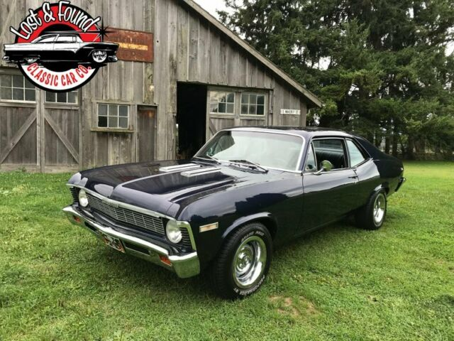 1968 Chevrolet Nova Big Block