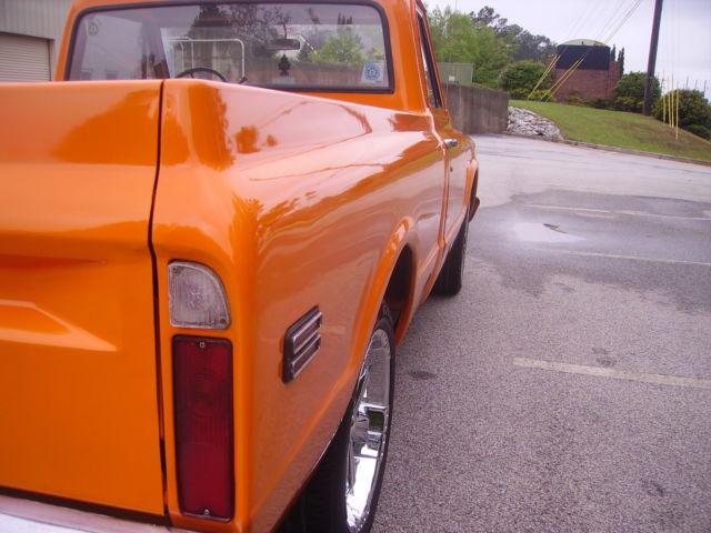 1968 Chevy C-10 SWB Fleetside Truck 455 BB Buick Engine 400