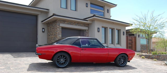 1968 Chevy Camaro Fully Restored Pro Touring Ls3 6 Speed