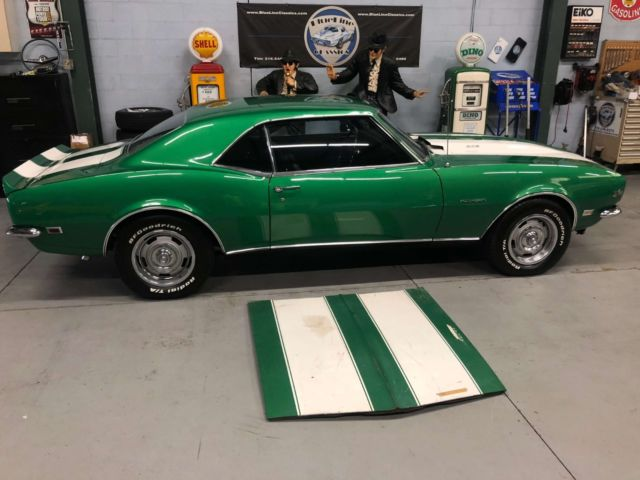 1968 Chevy Camaro RS Z28 * True Matching #'s RS Z28 * 302
