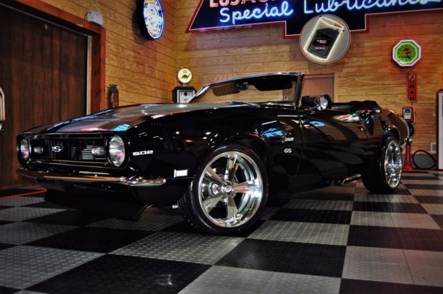 1968 Chevrolet Camaro SS Convertible 502 Restomod MUST SELL! NO RESERVE!