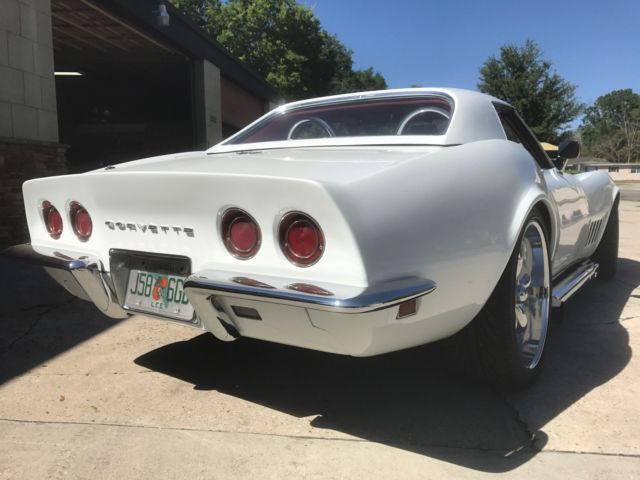 1968 Chevy Corvette Convertible | C3 Pro Touring for sale: photos