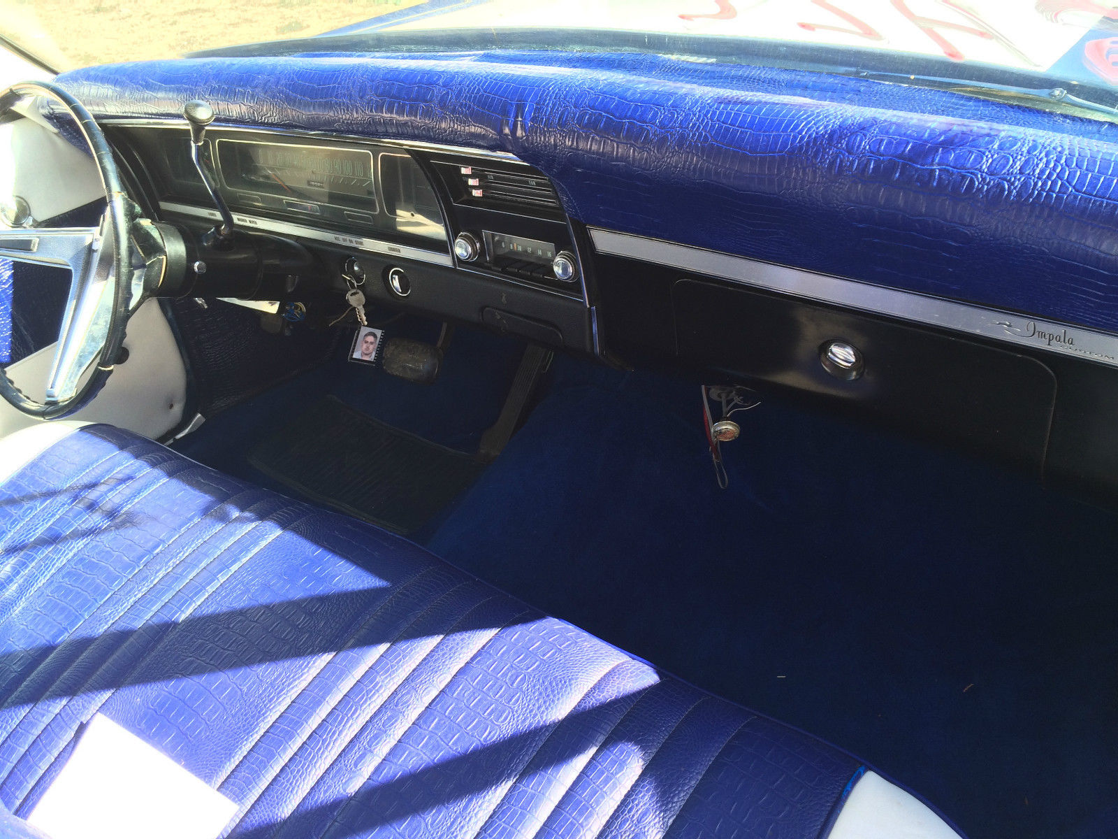 1968 chevy impala fastback for sale photos technical specifications. Black Bedroom Furniture Sets. Home Design Ideas