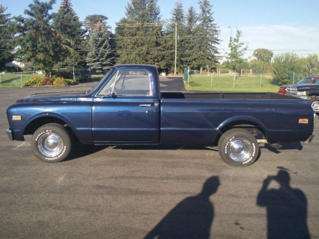 1968 Chevrolet Other Pickups 1/2 ton long wide box