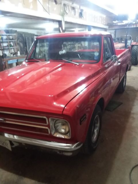 1968 chevy truck c 10 for sale photos technical for West chevrolet airport motor mile