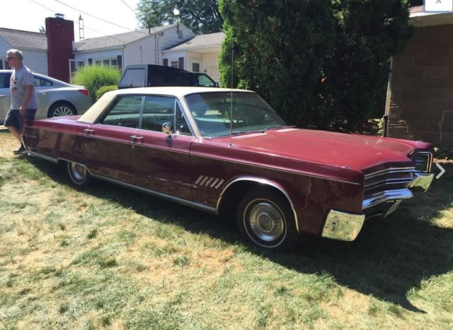 1968 Chrysler 300 Series