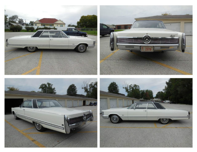1968 Chrysler Imperial 68 Imperial