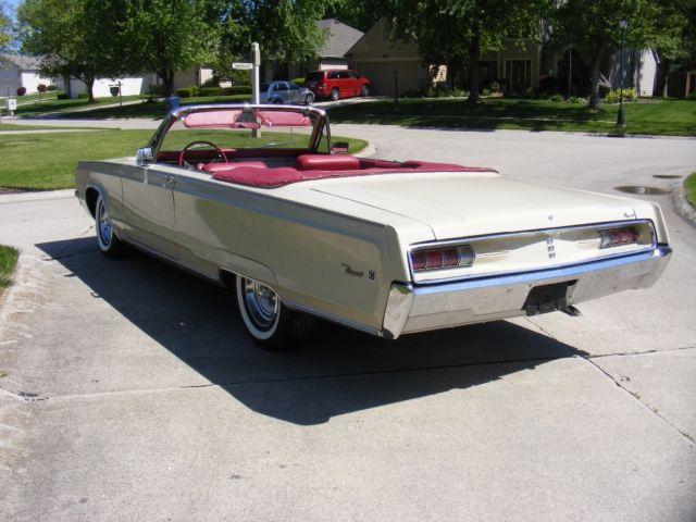 1968 Chrysler Newport Convertible Rust Free Factory Ac
