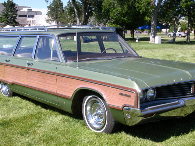 1968 Chrysler Newport Town&Country