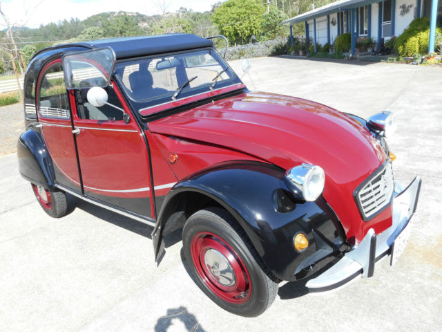 1968 Other Makes Citroen 2CV
