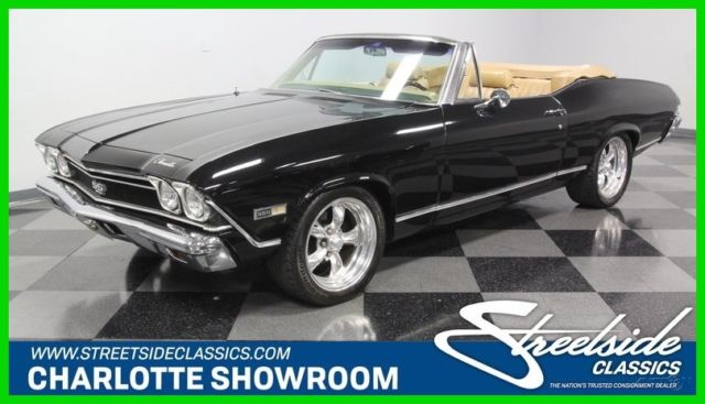 1968 Chevrolet Chevelle Convertible Restomod