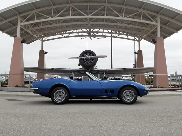 1968 Chevrolet Corvette Sting Ray