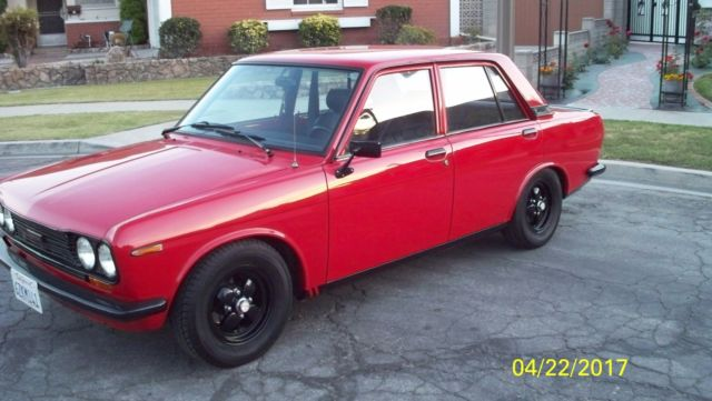 1968 Datsun 510 Collector Car For Sale Photos Technical