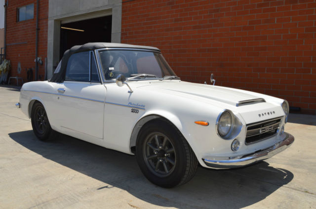 1968 Datsun Other FAIRLADY SR311