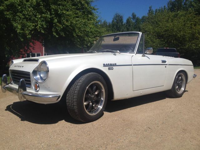 19680000 Datsun Other Roadster 1600 Fairlady