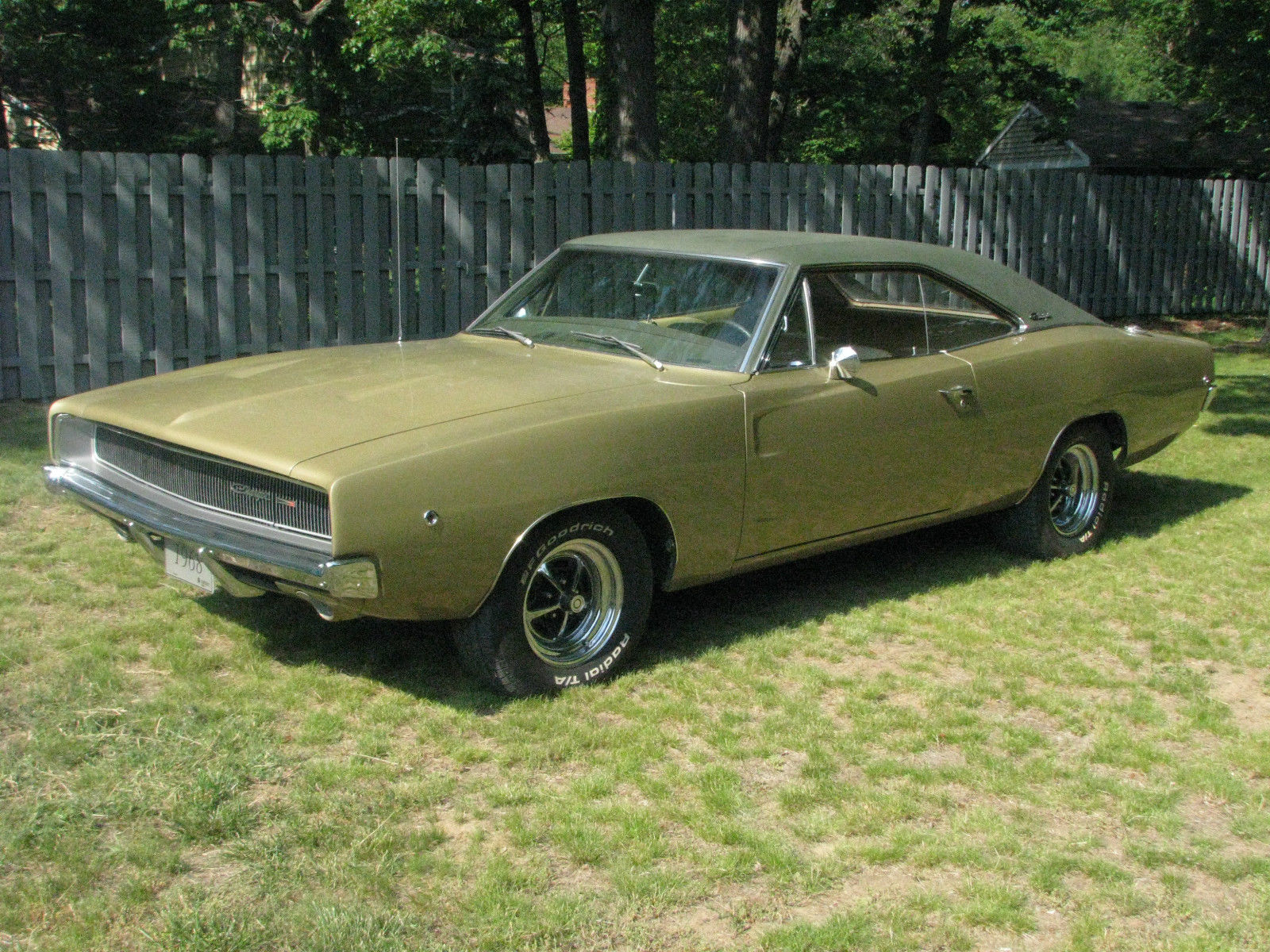 1968 Dodge Charger Base Hardtop 2 Door 6 3l For Sale Photos
