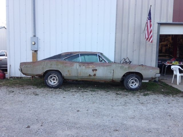 1968 Dodge Charger No Reserve