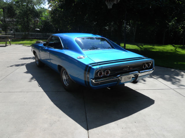 1968 dodge charger r t 440 4 speed dana 60 for sale photos technical. Cars Review. Best American Auto & Cars Review