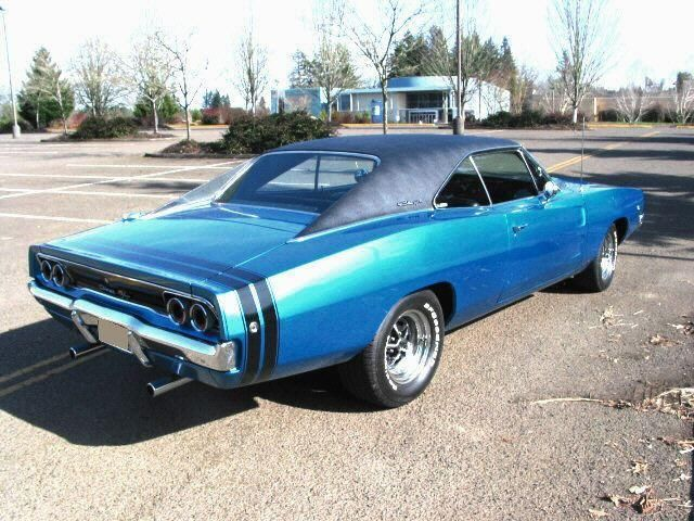 1968 dodge charger r t 440 six pack for sale photos technical specifications description. Black Bedroom Furniture Sets. Home Design Ideas